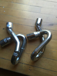 TORQ MASTER EXHAUST LOOPS for GL1500