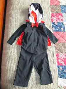 Carters 3 piece Vampire Costume