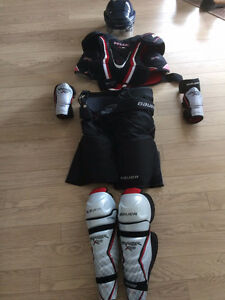 Stock complet - Hockey sur glace