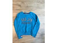 Ladies Superdry sweatshirt