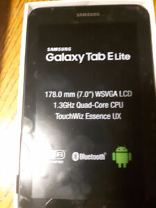 Galaxy Tab Elite