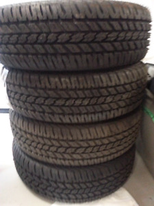 Brand new! 175 70 13 all season tires