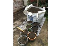 Free Soil available to anyone that can collect it