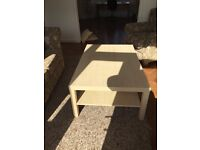 Large size coffee table for sale