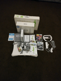 Wii console and board bundle