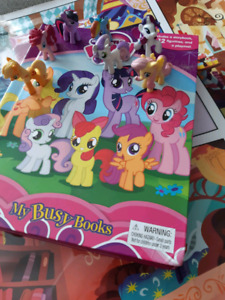 Tons of My Little Pony Toys
