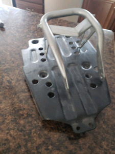 2005 yfz 450 bumper and skid plate
