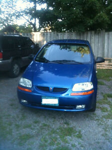 2007 Pontiac Wave Wagon
