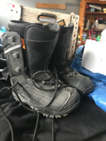 Size 8-10 Snowboard Boots
