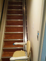 Sterling 950 Stairlift
