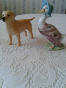 BESWICK   FIGURINES  ,Excellent condition