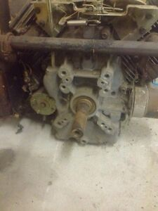 Looking for kohler V twin auger engine