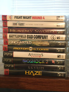 Playstation 3 (PS3) Games for Sale