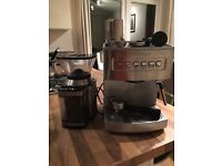 Coffee machine and grinder (Cuisinart)