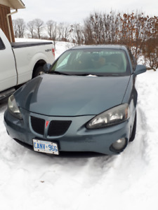 2006 Pontiac Grand Prix For Sale, Certified and E-Tested