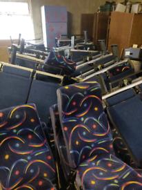 VOLVO B10 BUS SEATS