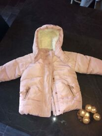 Baby Girls 3-6 Months Jacket for Sale