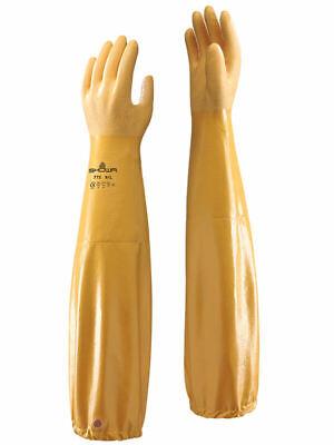 Showa Atlas 772 Chemical Resistant Gloves Best Glove Mfg 26 Sizes M Lg Xl