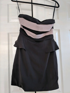 Party dress size s , brand new with tag