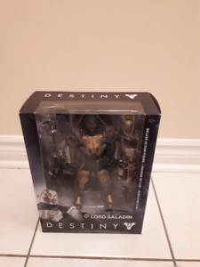 Lord Saladin Action Figure