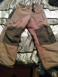 Free Small Bad Bones Snow/Snowboard Pants