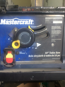 10 mastercraft table saw buy or sell tools in ontario kijiji 10 mastercraft table saw keyboard keysfo Gallery