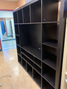 Entertainment Unit with ample storage