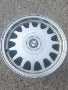 16 inch BMW Wheels, perfect for winter tires