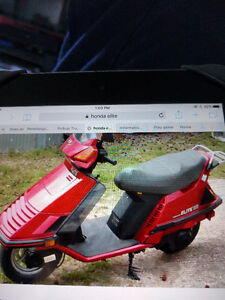 Wanted Honda Elite Scooter