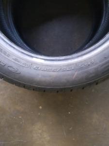 195/55R15 Cooper tires