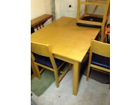Kitchen / dinning table