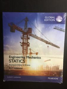Engineering Mechanics: Statics (14th Ed): Russell C. Hibbeler