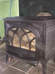 Jotul F 500 Oslo wood burning stove