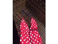Brand new swimming costume from Crew Clothing size 8