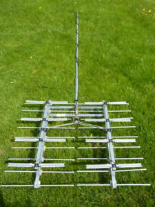 """TV Antenna 33""""x 45"""". Like new condition. Candeliver within or"""