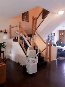 Stairlift installation and removal! Save $! Stair lift repair!
