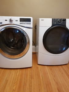 Washer and Dyer