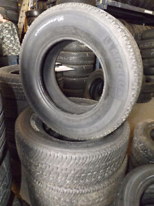 LT275/70R18 Michelins – 1000's of Used Tires In Stock Peterborough Peterborough Area image 1