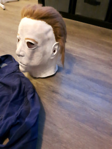 Michael Myers Costume Price is Firm