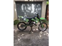 Kawasaki Kx 125 2007 kx144 Motorcross buyer won't be disappointed