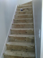 Stair capping