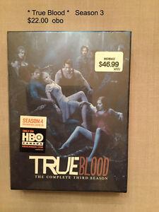 DVD  True Blood   Season 3