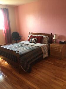Chambre à louer temporaire Anjou 475$