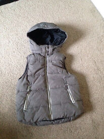 H&M padded body warmer