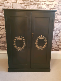 cupboard for boots and shoes or stationary
