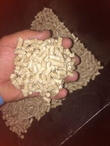 Hardwood pellets for smokers or pellet BBQs 40lb bags Traeger