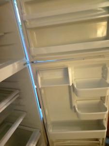 family size fridge.