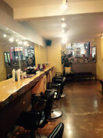 Hairdresser / Colourist Station for Rent / A Louer