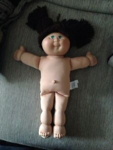 Cabbage patch kids doll. 25th anniversary doll.