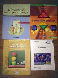 Livres Éducation/Enseignement